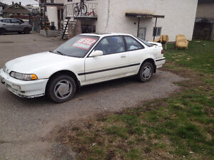 Acura 1.8 liter with 5 speed brand new distributor $2000 drives