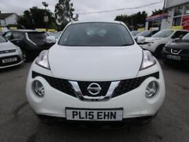 2015 Nissan Juke 1.5 dCi Visia (s/s) 5dr