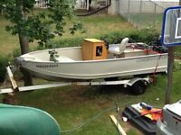 Boat/ will sell separately