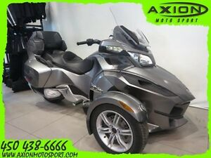 2012 Can-Am SPYDER RT SM5 61,42$/SEMAINE