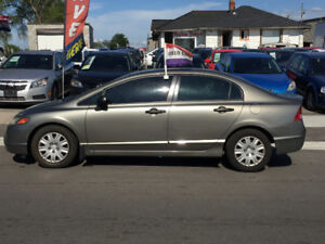 2008 Honda Civic DX-G Sedan, Automatic,