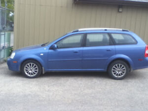 2005 Chevrolet Optra Wagon For Sale!