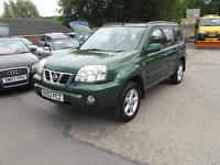 Nissan X-Trail 2.0 S 5 DOOR 4X4 AUTOMATIC MPV