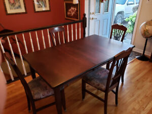 Groovy Maple Dining Chair Kijiji In Ottawa Gatineau Area Buy Home Interior And Landscaping Elinuenasavecom