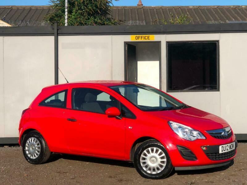 * 2012 VAUXHALL CORSA 1 0L ECOFLEX + 8 SERVICES + TIMING CHAIN / BELT  REPLACED * | in Walsall, West Midlands | Gumtree
