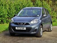 Nissan Micra 1.2 Visia 5dr PETROL MANUAL 2014/64