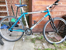 peugeot alluminium 550 mountain bike