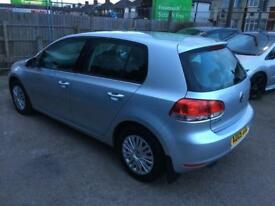 Volkswagen Golf 2.0TDI CR ( 110ps ) 2009 S 5DR