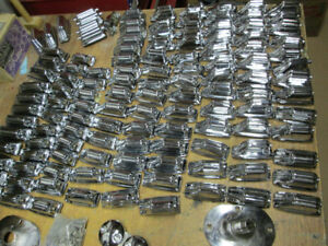 Rogers drum parts, Collets,noses,tom and bass lugs.
