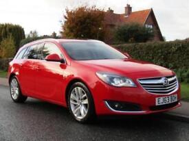 2013 Vauxhall Insignia 2.0 CDTi 163 BHP ecoFLEX ELITE 5DR TURBO DIESEL ESTATE...
