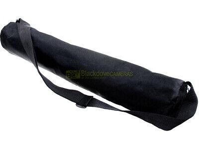 Robusta borsa imbottita per treppiede fino a cm. 60. Custodia cavalletto.