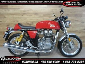 2016 ROYAL ENFIELD Continental GT 535 DEMO 27.81$/SEMAINE