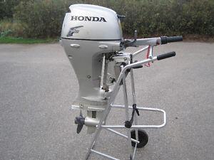 Honda 9.9hp four stroke short shaft