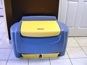 Little Tikes Sort 'n Store Toy Chest / large storage bin