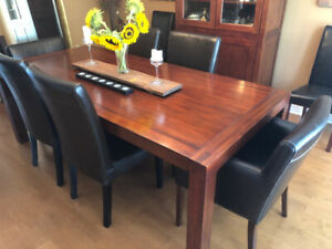 Superb Contemporary Furniture Buy Or Sell Dining Table Sets In Home Interior And Landscaping Mentranervesignezvosmurscom