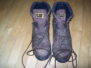 Mens Caterpillar Hiking Boots