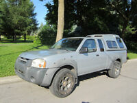 2001 Nissan Other XE Camionnette