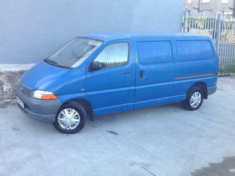 3ec8dd0b1666af 2004 TOYOTA HIACE POWER VAN 300 GS LONG WHEEL BASE (LWB) MANUAL DIESEL BLUE