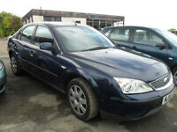 Ford Mondeo 2.0 LX TDCi 115 2006