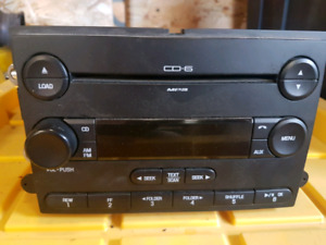 Ford f350 stereo