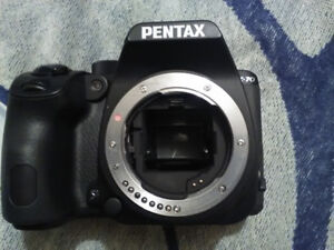 Pentax K70 (body only)