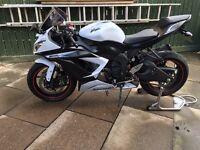 Kawasaki zx636. Cheapest in the uk