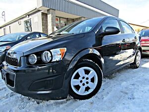 Chevrolet Sonic 4dr Sdn LT Automatique Air ** Nouvel Arrivage **