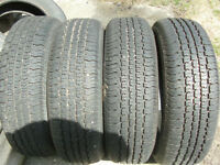 P195/70R14 All Season Tires