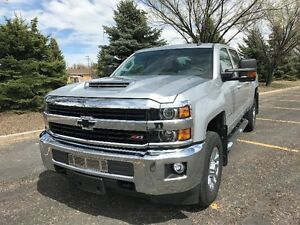 2017 Chevrolet Silverado 2500 LT Leather seating Pickup Truck