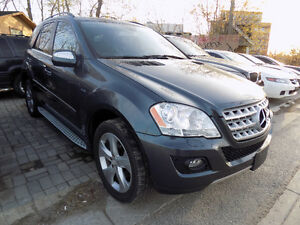 2010 Mercedes-Benz ML350 BlueTEC SUV, NO ACCIDENT, NAVIGATION