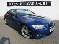 2013 BMW 3 Series 2.0 320d Sport Plus 2dr Diesel blue Manual