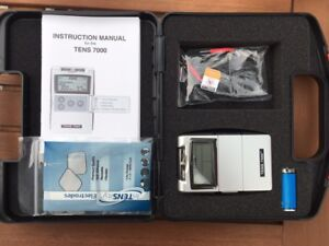Tens 7000 - Digital pain relief system