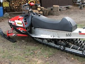 Polaris Snowmobile For Sale Prince George British Columbia image 5