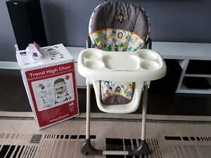 Chaise haute / High chair