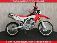HONDA CRF250 CRF250 CRF 250 L-D 12 LOW MILEAGE MONTH MOT 2013 13