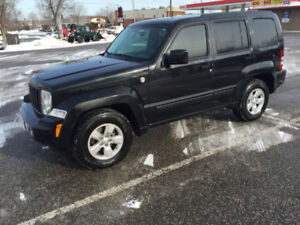 2012 Jeep Liberty Sport 4X4 for Sale 160km