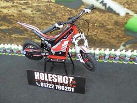 OSET 12.5 Race Electric trials bike Motocross Oset main dealers