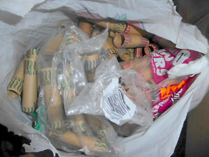 Grocery bag full of coin wrappers Kitchener / Waterloo Kitchener Area image 1