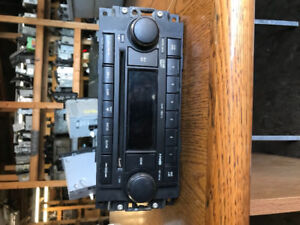 04-10 Chrysler Dodge Jeep Factory Stereo