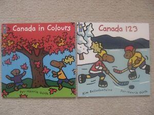 Canada Toddler Books