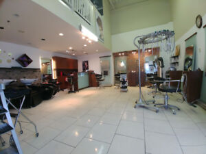 Location chaise salon coiffure