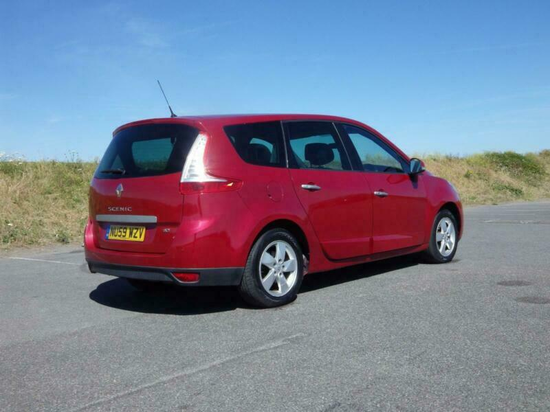 2009 renault grand scenic 1 5dci ( 106bhp ) dynamique