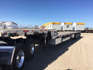 step deck trailer for sale!