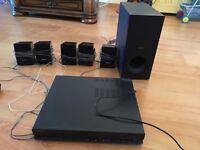 Sony DAVTZ140 5.1 DVD Home Theatre System