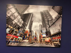 Large NYC Canvas Photo Print