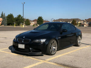 BMW 335i with Full OEM M3 Conversion
