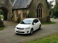 2011 Toyota Auris T4 Auto Hatchback Petrol/Electric Hybrid Automatic