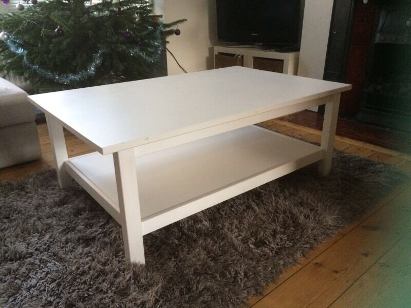 Ikea Hemnes Coffee Table White In Hove East Sus Gumtree - Ikea Hemnes Coffee Table CoffeTable