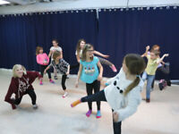 Hip Hop Dance for 5-6 and 7-11 years