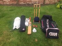 Cricket set ideal for all ages